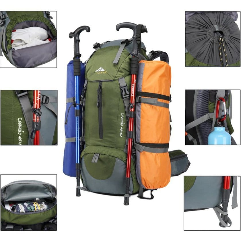 Lowoko hiking backpack - photo 3