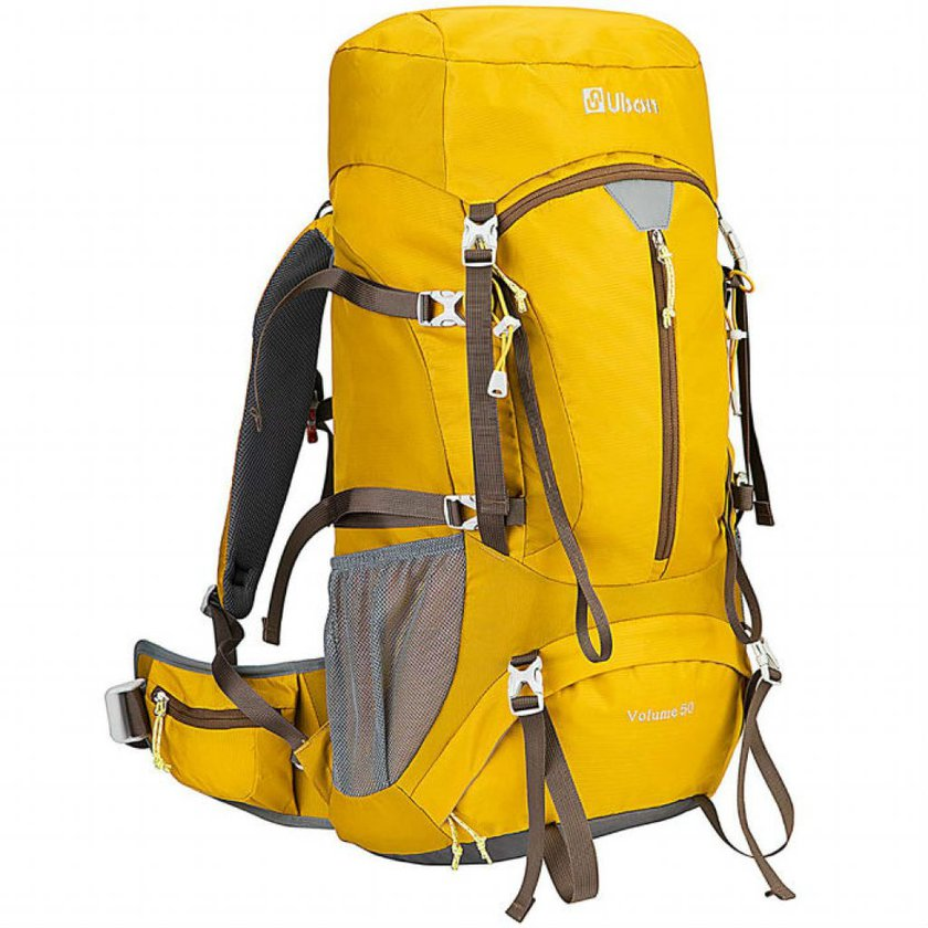 Ubon ventilated hiking backpack - photo 1