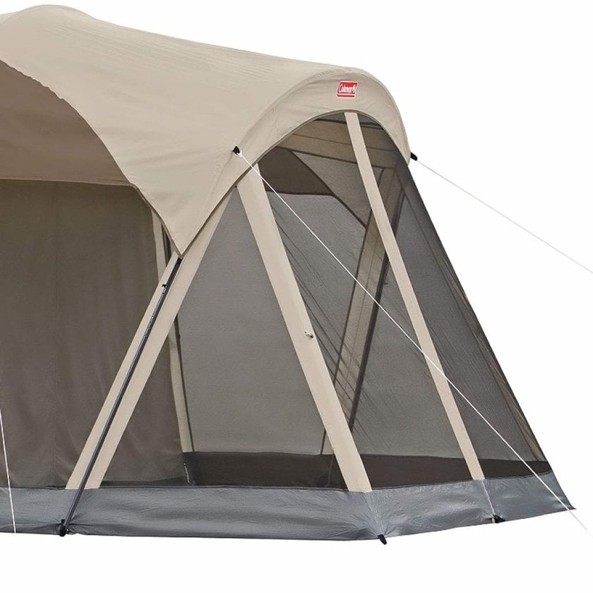 coleman weathermaster 6-person tent