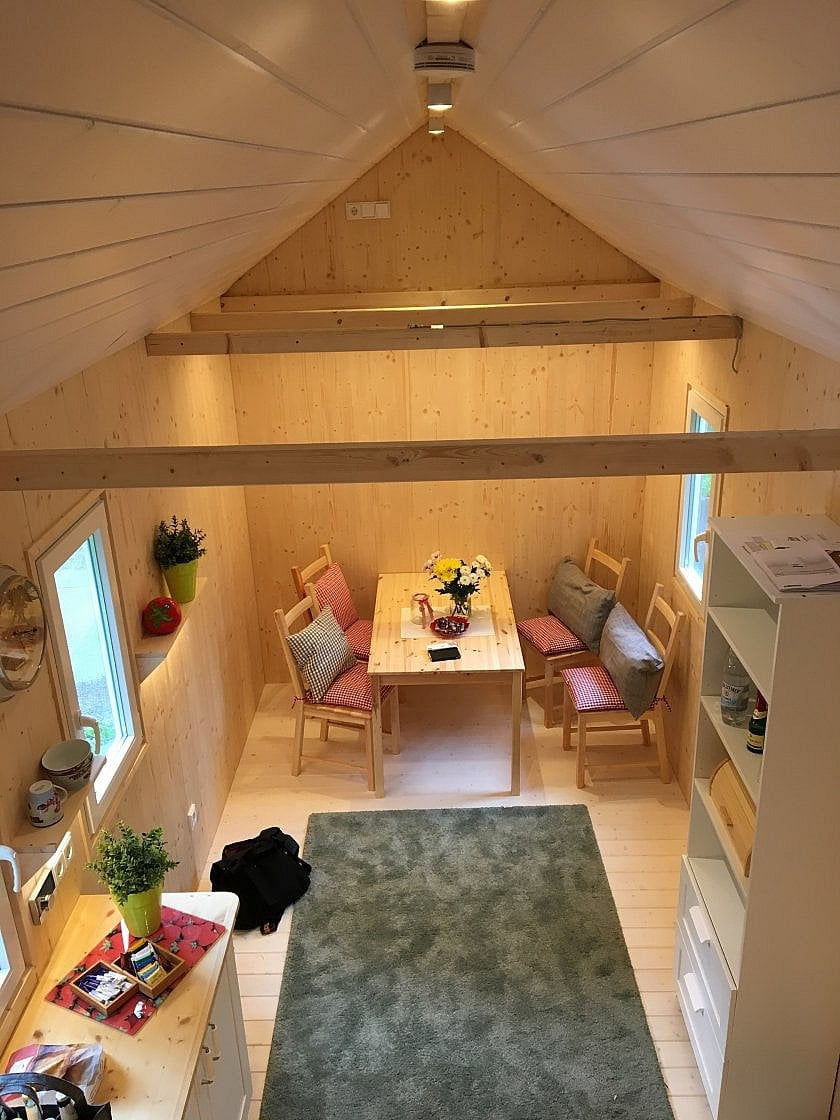 Diekmann Tiny House Innenansicht