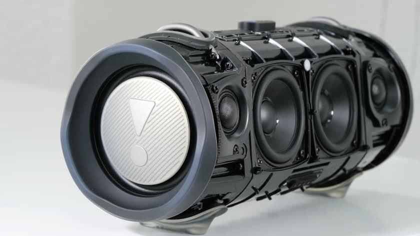Análisis y opinión JBL Xtreme 2 altavoz bluetooth 40W