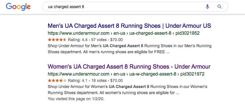 Результаты поиска по запросу ua charged assert 8