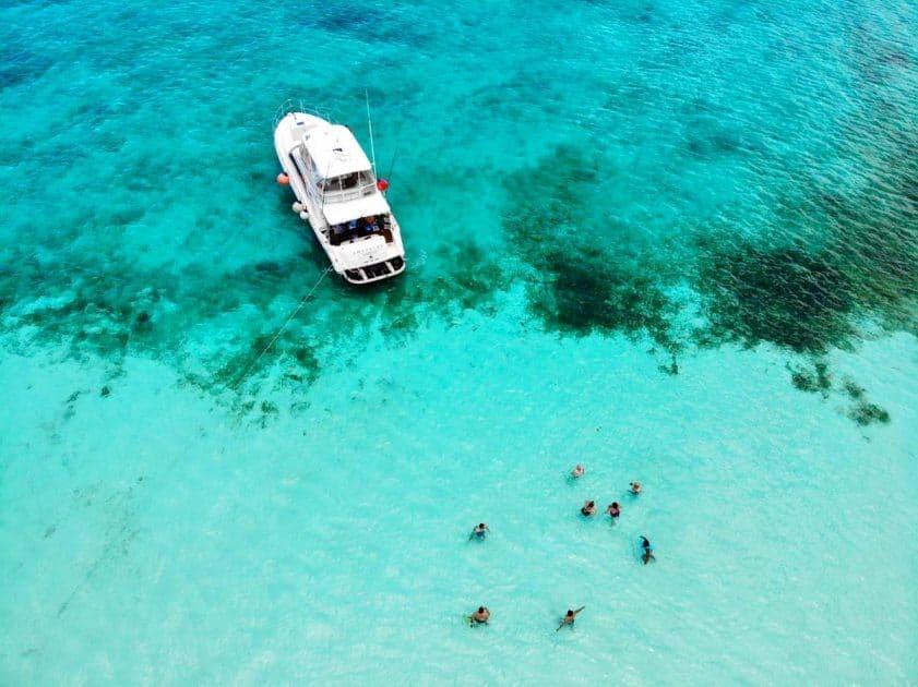 Cozumel Strand - Kristallklares Wasser der Karibik