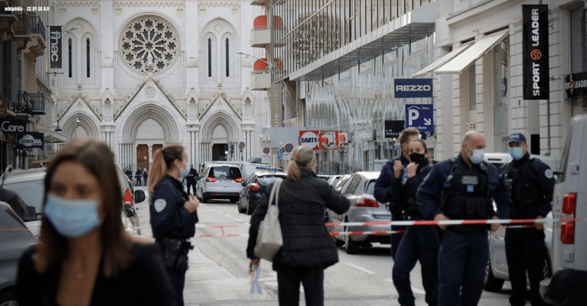 MNF Definido - Une attaque symbolique au couteau qui annonce la décapitation de l'Occident
