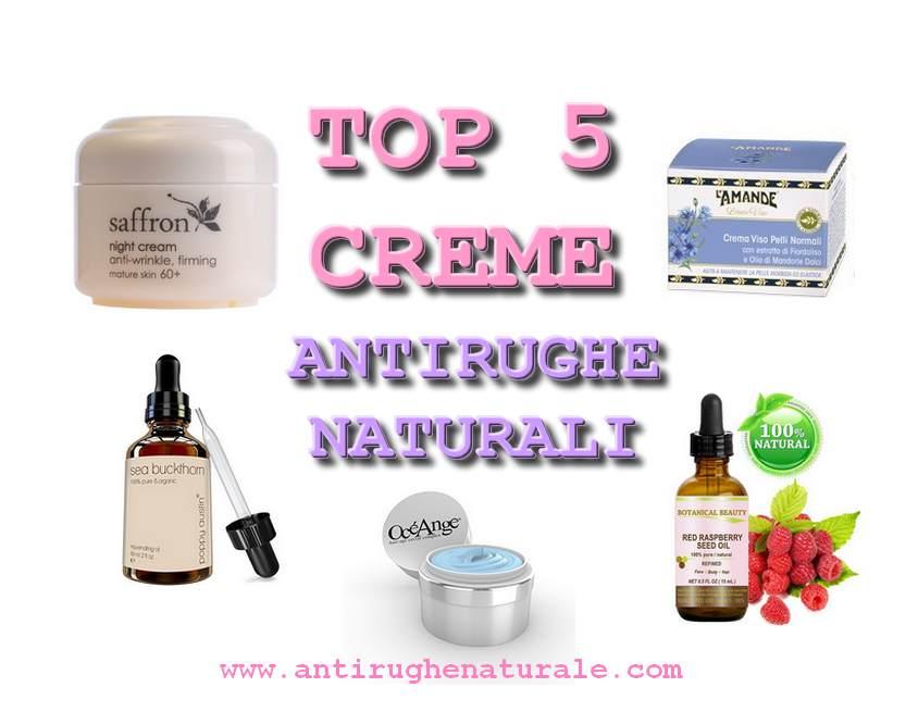 5 migliori creme antirughe