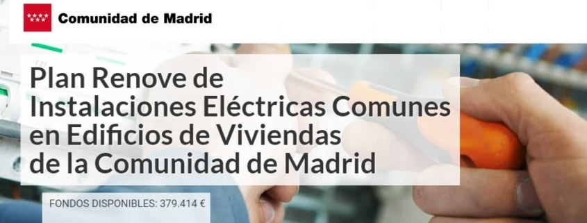 plan-instalaciones-electricas-comunes-ayudas-prorrogadas-2018