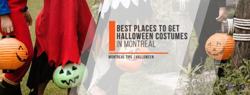 Halloween custom stores in MTL