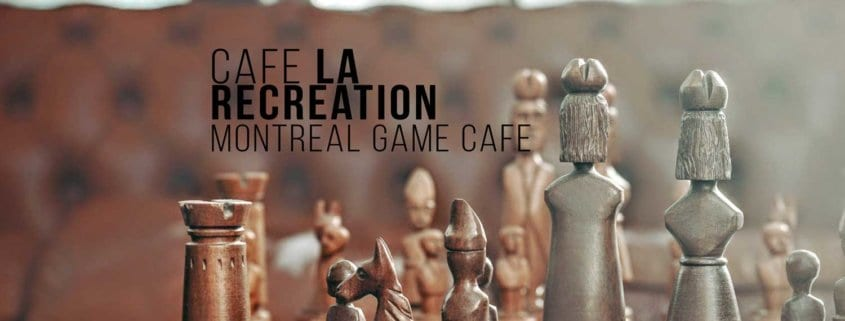 Cafe La Recreation