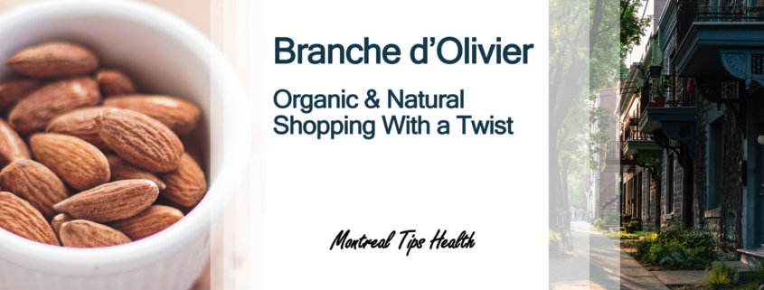 Branche d'Olivier - Organic and natural shopping with a twist | Health