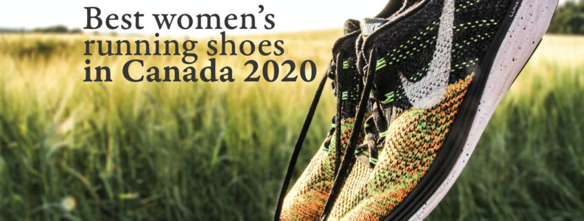 Top 5 best women's running shoes in Canada 2020