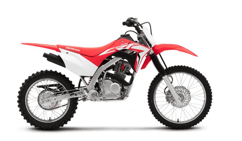 2020 Honda CRF125F