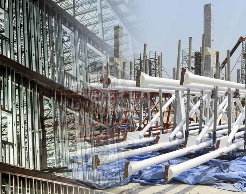 steel structure fireproofing