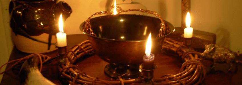 Ásatrú Altar