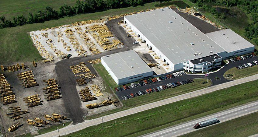 Screen Machine Industries' Factory