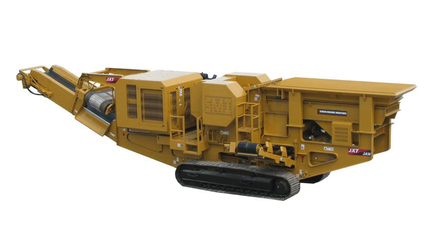 JXT Jaw Rock Crusher
