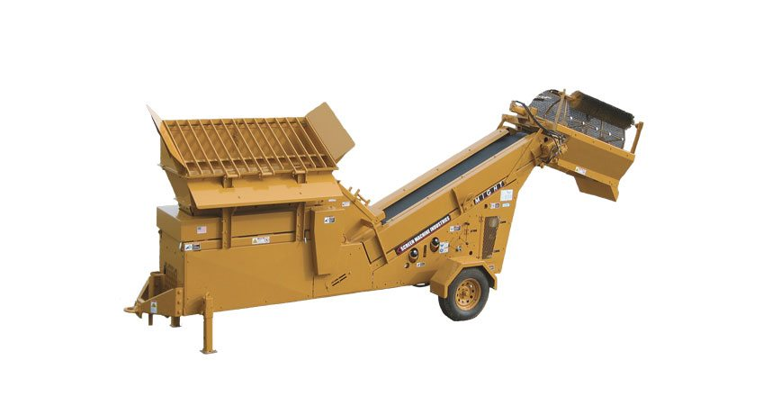 Might II Topsoil Screening Plant