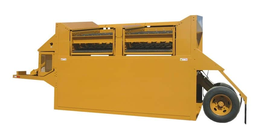 Scalper 107D Compost Screening Plant