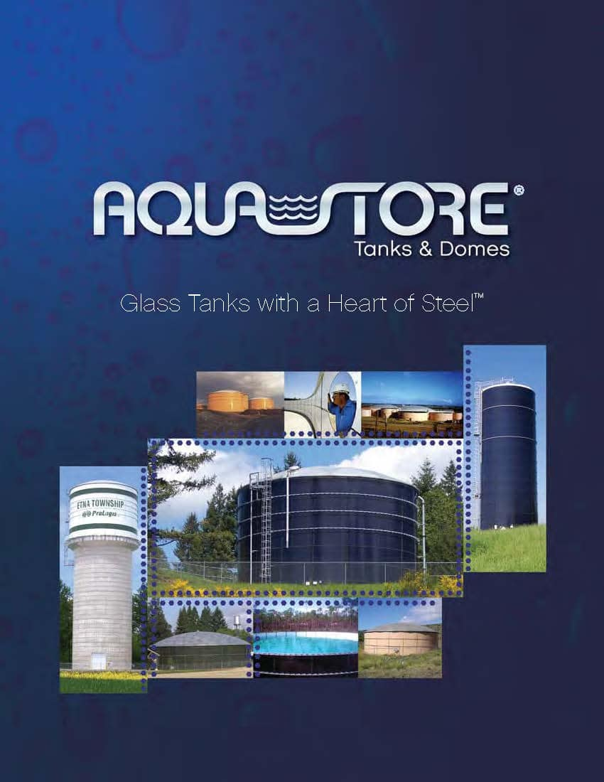 Aquastore Brochure - English