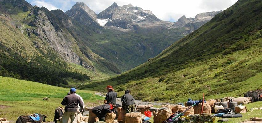 不丹7日徒步之旅