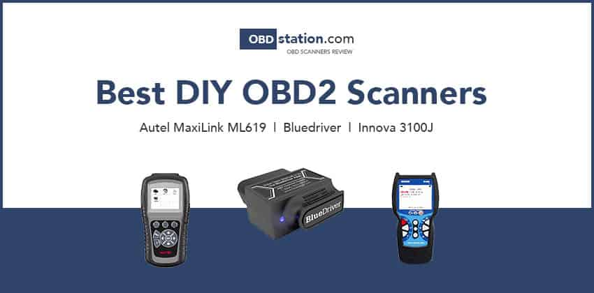 Best DIY OBD2 Scanners