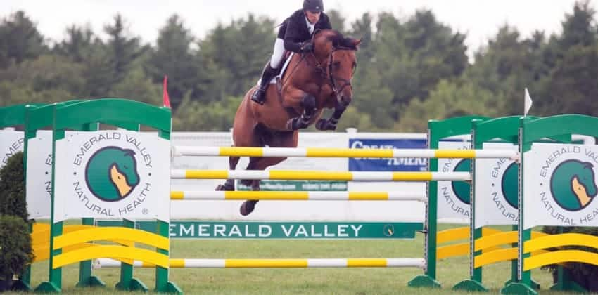 Jonathan McCrea – Show Jumping