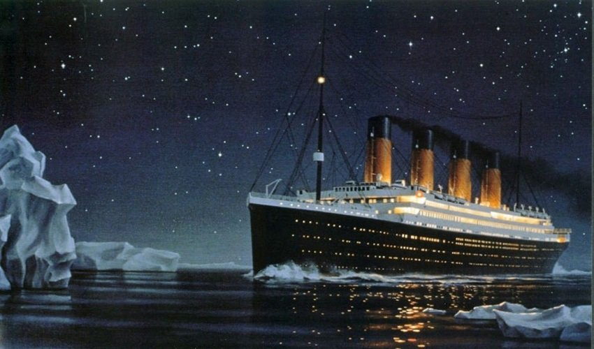 Titanic secrets revealed freaky funtoosh