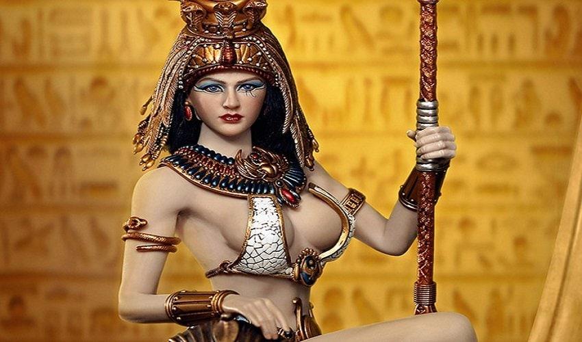Egypt Queen Cleopatra freaky funtoosh