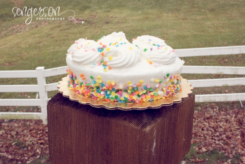 Liam's Cake Smash