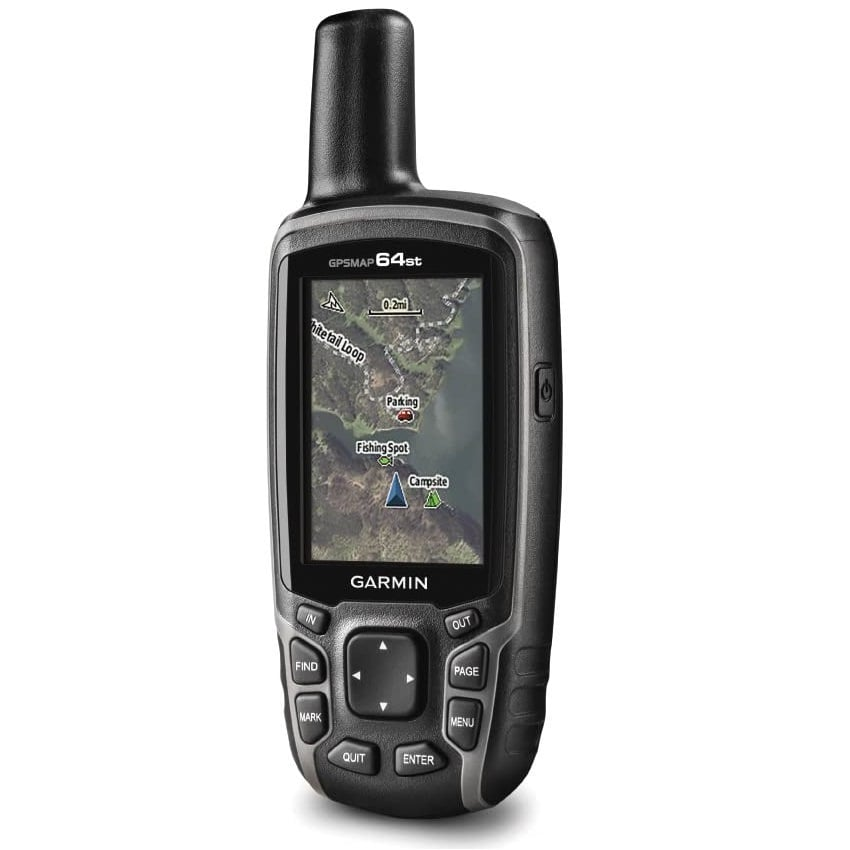 Garmin GPSMAP 64st With High-Sensitivity GPS
