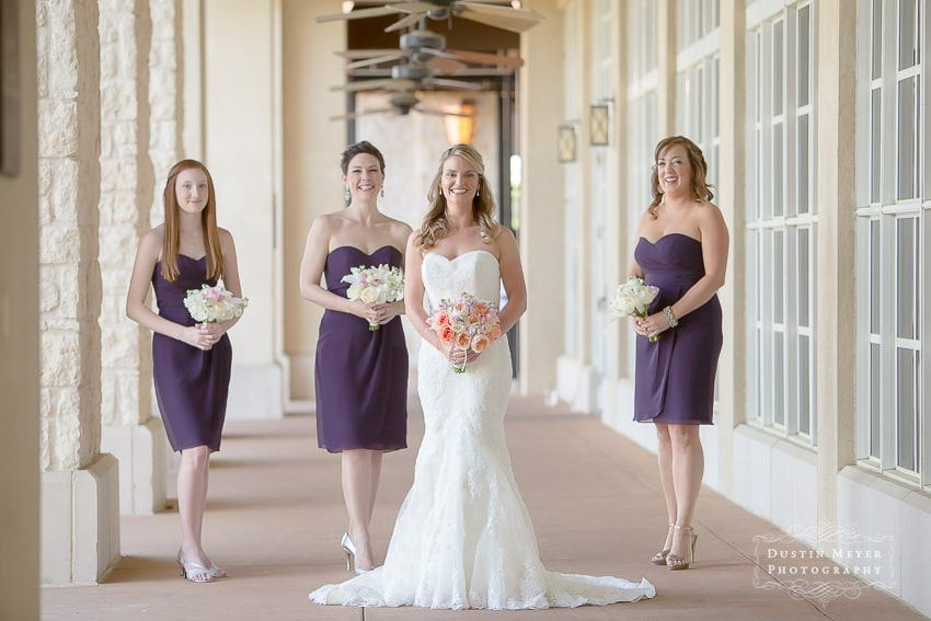 Wedding bridesmaids dress