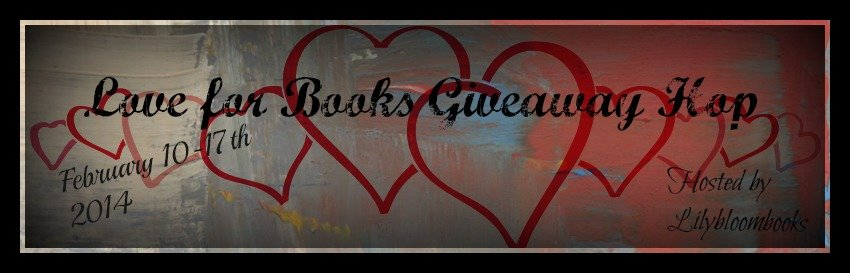 Love for books giveaway hop