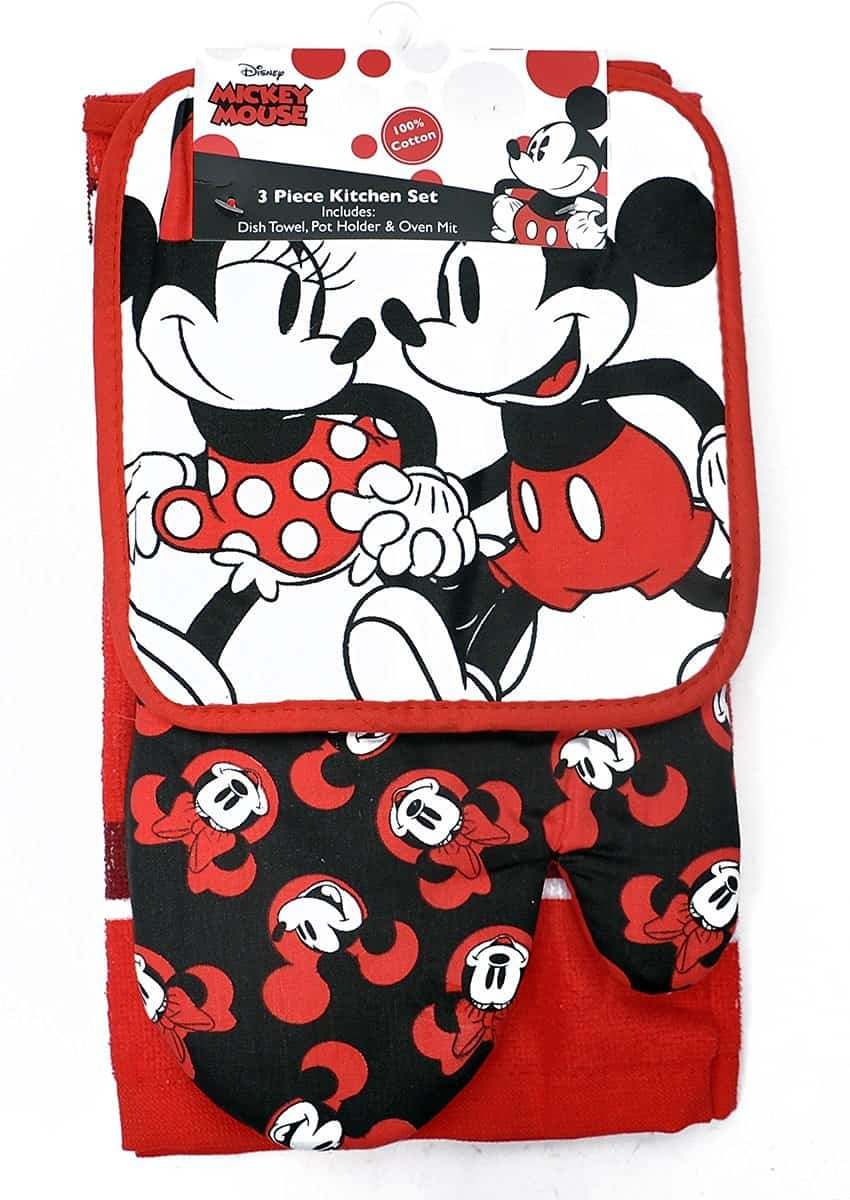 Mickey & Minnie Dish Towels