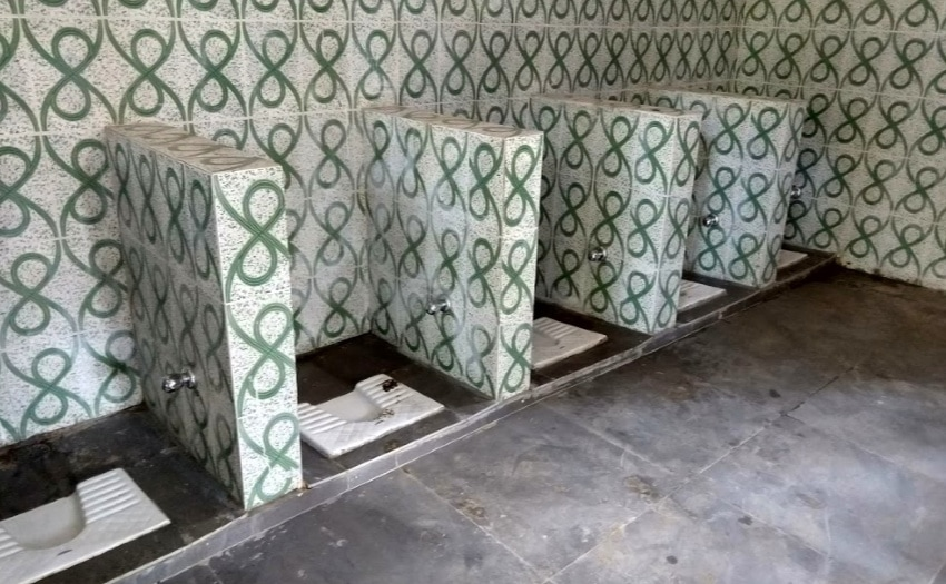 Toilets in Nepal Worst public toilets while travelling