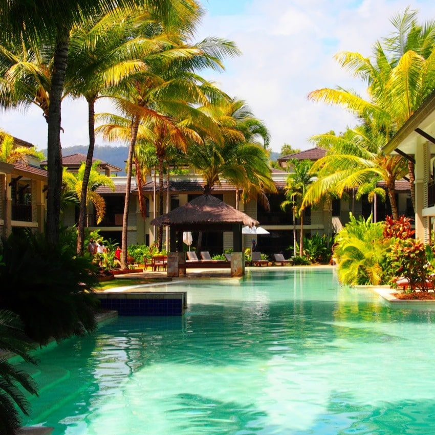 Best Hotels in Port Douglas Sea Temple Resort