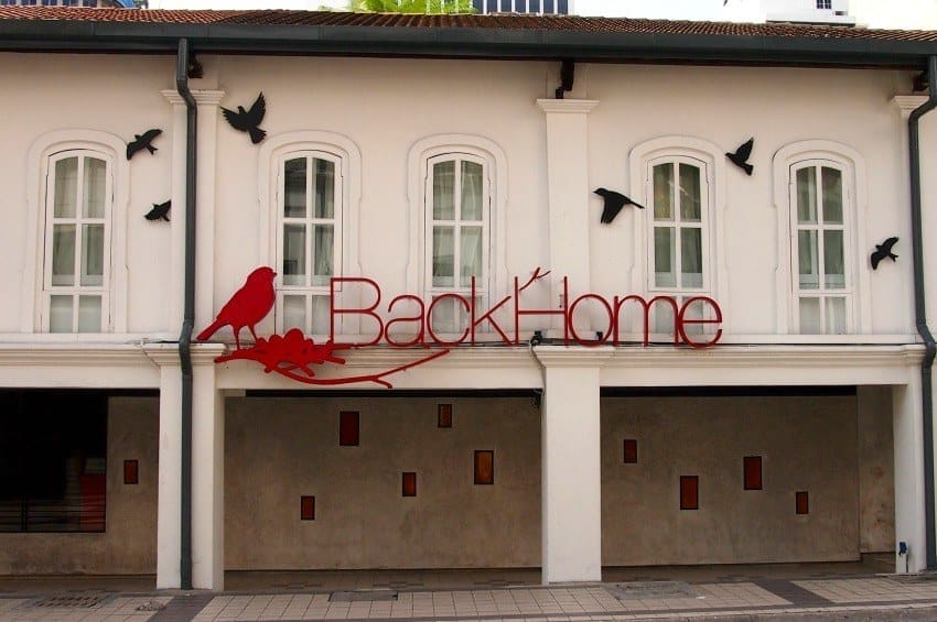 Family Accommodation in Kuala Lumpur, our favourite, Back Home Hostel KL