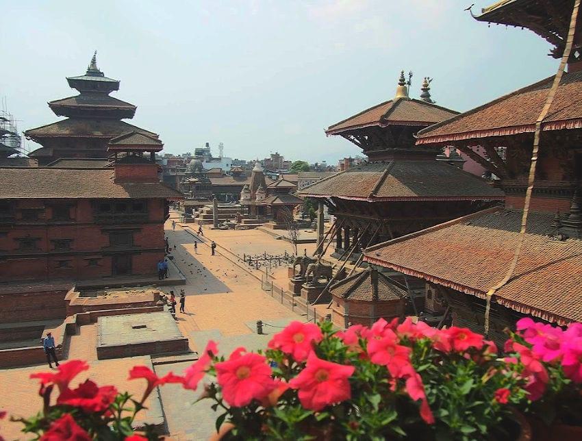 Patan Durbar Square Nepal