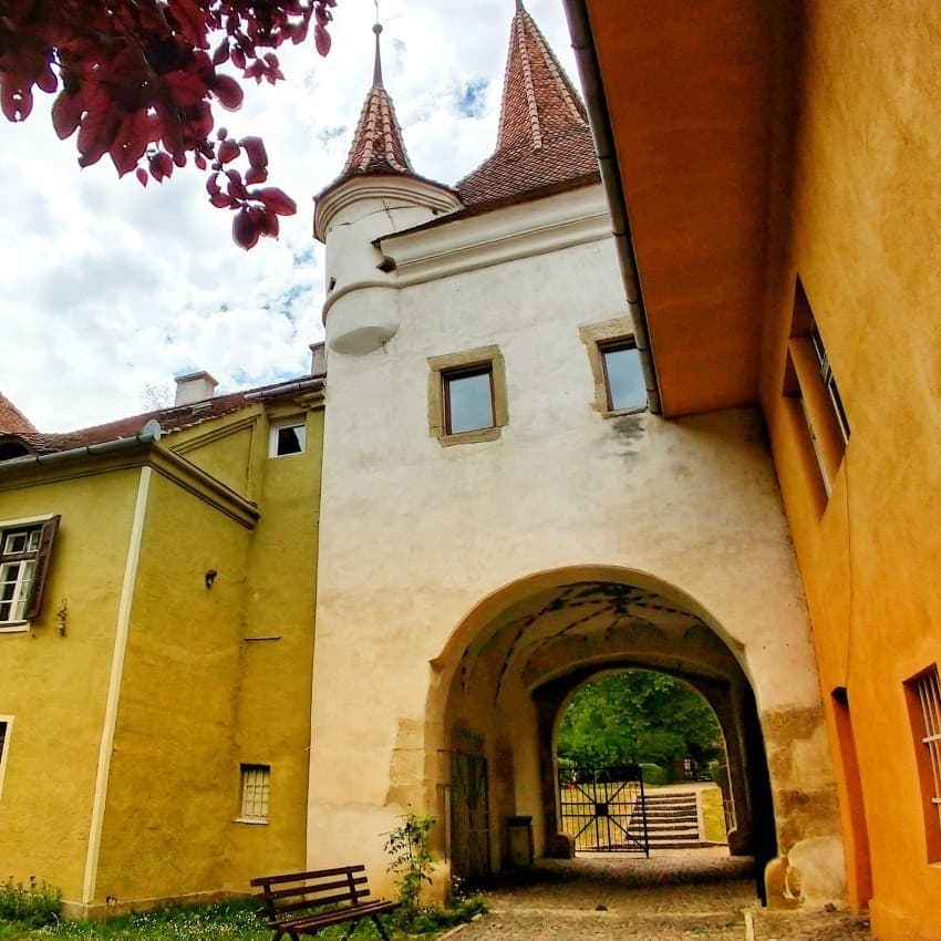 The Old Gate to Medieval Brasov St Catherine's Gate