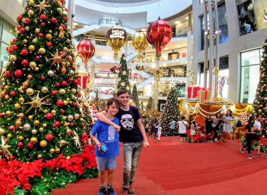 "Christmas at Malls in KL with Kids"" class=""wp-image-43516"" srcset=""https://cdn.shortpixel.ai/client/q_glossy,ret_img,w_850/https://worldtravelfamily.com/wp-content/uploads/2020/01/Malls-in-KL-with-Kids.jpg 850w, https://cdn.shortpixel.ai/client/q_glossy,ret_img,w_300/https://worldtravelfamily.com/wp-content/uploads/2020/01/Malls-in-KL-with-Kids-300x220.jpg 300w, https://cdn.shortpixel.ai/client/q_glossy,ret_img,w_768/https://worldtravelfamily.com/wp-content/uploads/2020/01/Malls-in-KL-with-Kids-768x562.jpg 768w, https://cdn.shortpixel.ai/client/q_glossy,ret_img,w_735/https://worldtravelfamily.com/wp-content/uploads/2020/01/Malls-in-KL-with-Kids-735x538.jpg 735w"" sizes=""(max-width: 850px) 100vw, 850px"