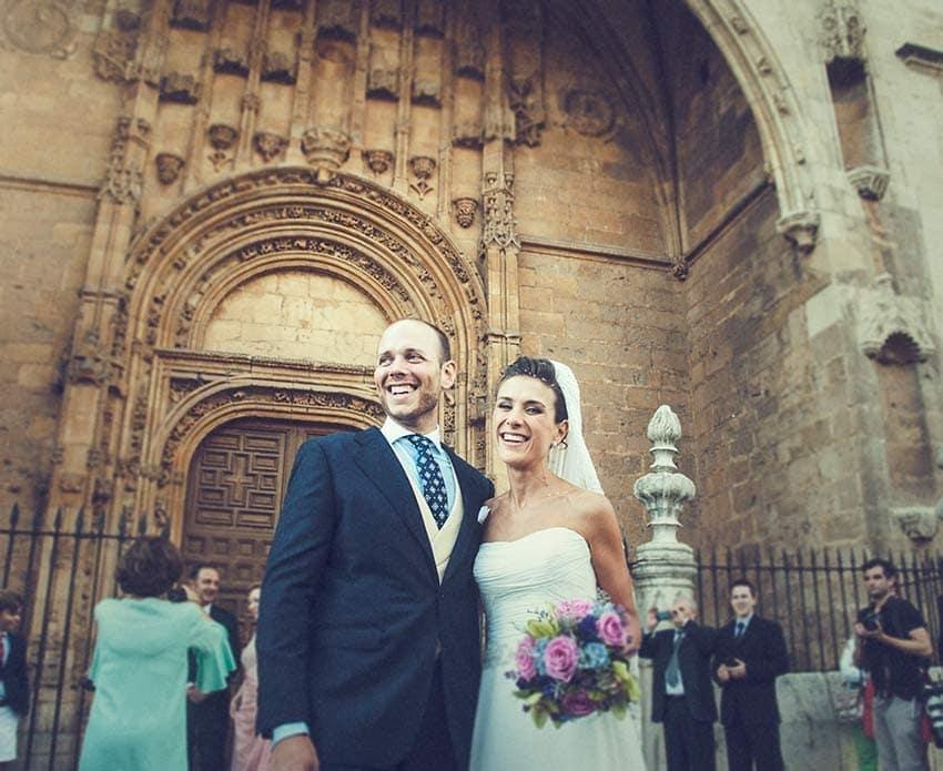 Wedding Photographers León rain