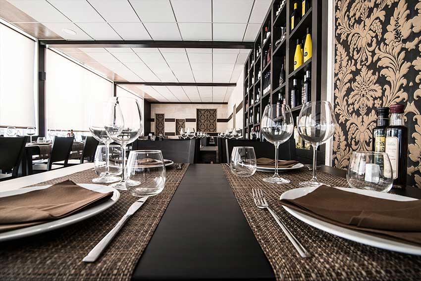 Fotógrafo de arquitectura e interiorismo internacional restaurante Mallorca