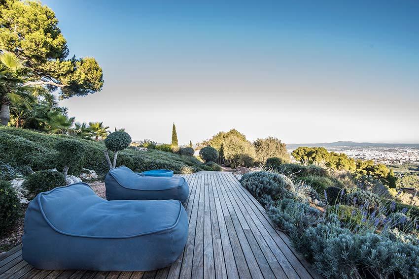 fotografo arquitectura jardines sofas