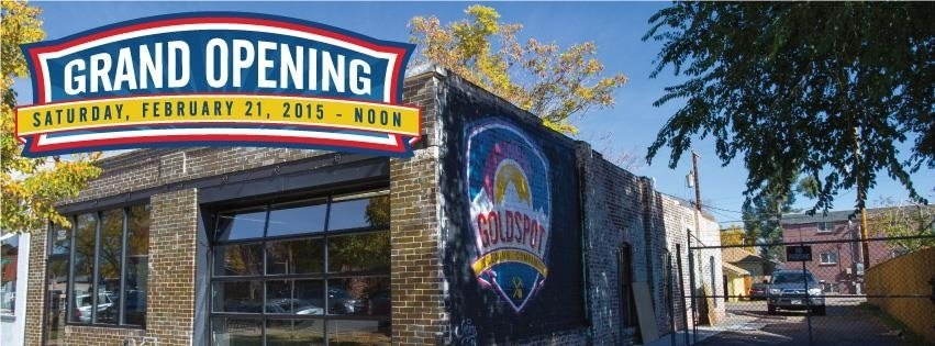 Goldspot Brewing opens in Denver on 2/21/15   Bottlemakesthree.com