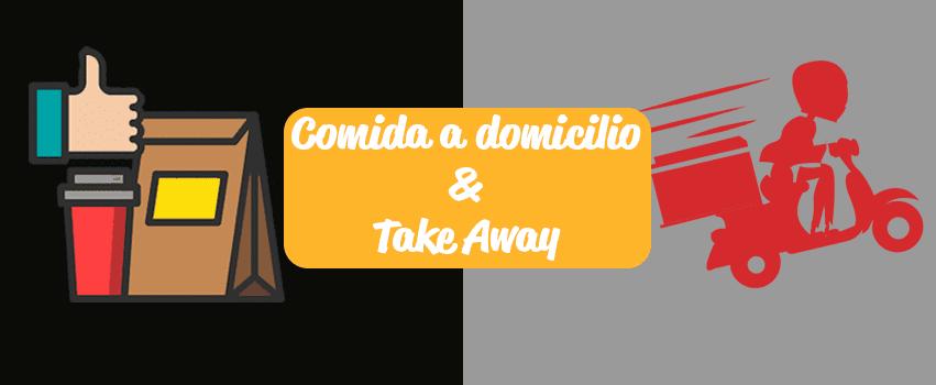 Comida a Domicilio y Take Away Sant Andreu de la Barca