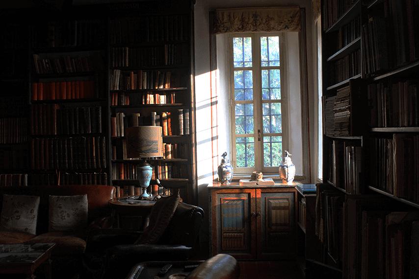 gian piero bona, biblioteca