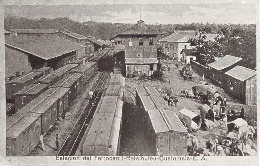 Estación de Retalhuleu
