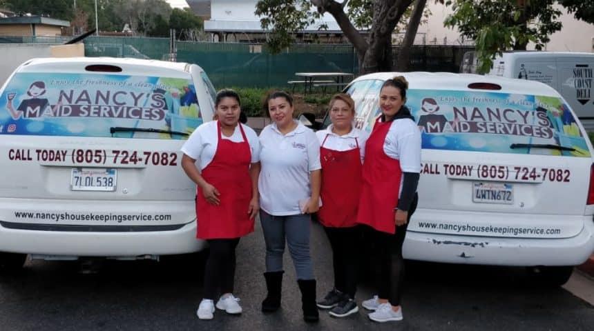 Maid Service Santa Barbara