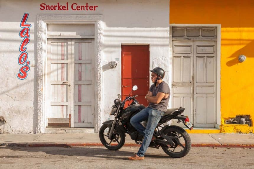 Aktivitäten in Cozumel, Mexiko - die Sehenswürdigkeiten im Ort San Miguel de Cozumel besuchen