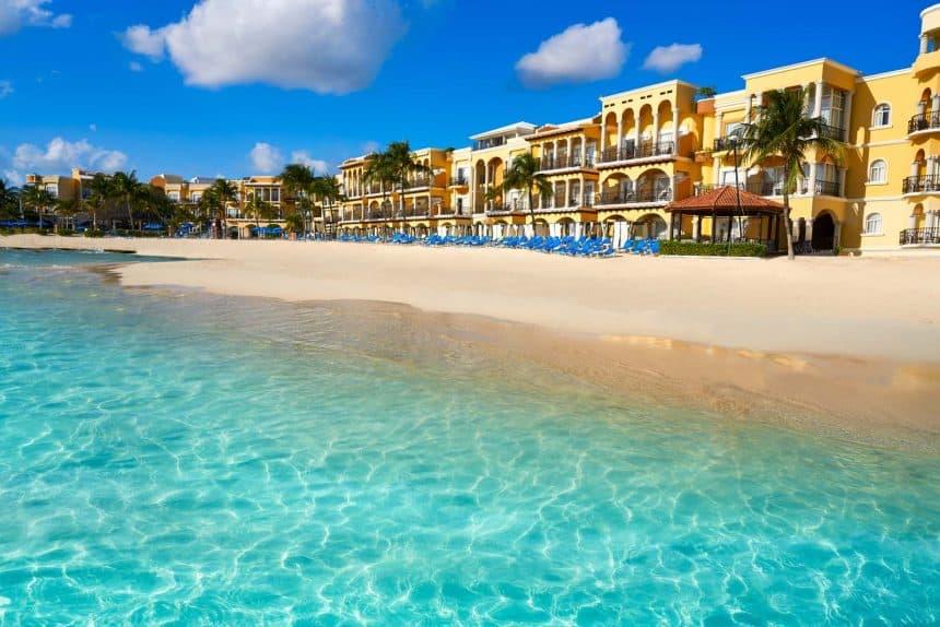 Playa del Carmen Quintana Roo - Playa