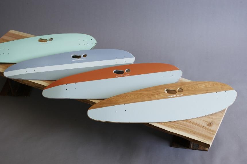 Quartertwenty Skateboards