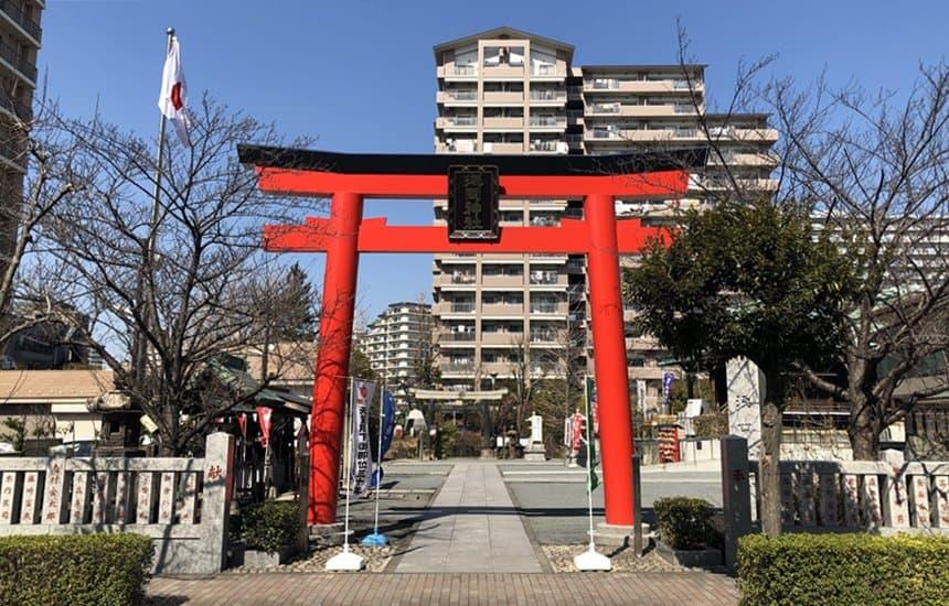 亀戸浅間神社
